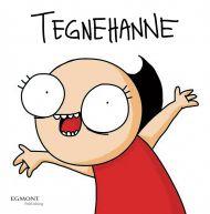 Den lille TegneHanne-boken
