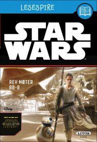 Rey møter BB-8