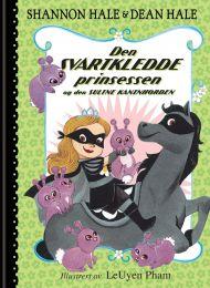 Den svartkledde prinsessen og den sultne kaninhorden
