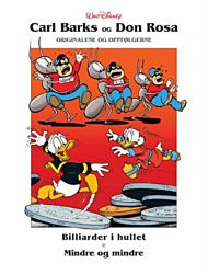 Billiarder i hullet ; Mindre og mindre ; Den gale professoren ; Pengeflommen