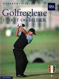 Golfreglene i tekst og bilder