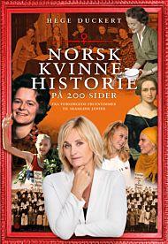 Norsk kvinnehistorie på 200 sider