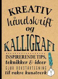 Kreativ håndskrift og kalligrafi