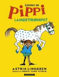 Kjenner du Pippi Langstrømpe?