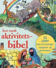 Ã…ret rundt aktivitetsbibel