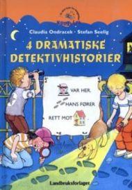 4 dramatiske detektivhistorier