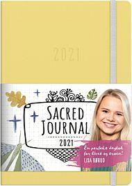 Sacred Journal. Dine tanker, bønner og planer for 2021