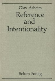 Reference and Intentionality