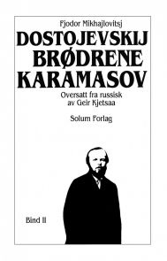 Brødrene Karamasov 2. Bd. 19