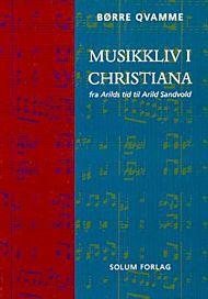 Musikkliv i Christiania