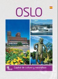 Boken presenterer et utvalg av Oslos severdighete
