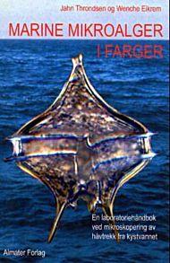 Marine mikroalger i farger