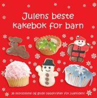 Julens beste kakebok for barn