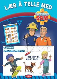 Lær å telle med Brannmann Sam