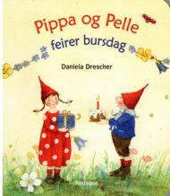 Pippa og Pelle feirer bursdag
