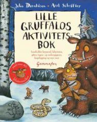 Lille Gruffalos aktivitetsbok. Inneholder kryssord