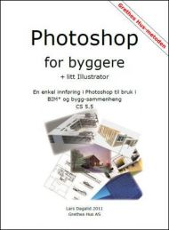 Photoshop for byggere