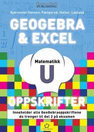 GeoGebra- og exceloppskrifter