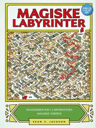 Magiske labyrinter (aktivitetsbok)
