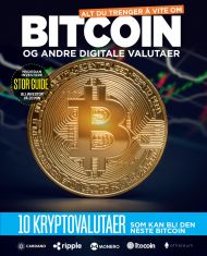 Bitcoin og andre digitale valutaer