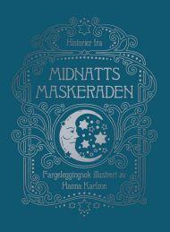 Historier fra Midnattsmaskeraden. Fargelegging