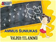 Valpen til Ammu = Ammus Â¿uniukas