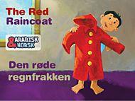 Den røde regnfrakken Arabisk-norsk