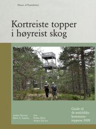 Kortreiste topper i høyreist skog