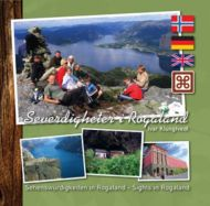 Severdigheter i Rogaland = Sehenswürdigkeiten in Rogaland = Sights in Rogaland