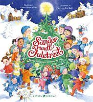 Sanger rundt juletreet