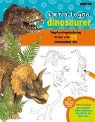 Lær å tegne dinosaurer