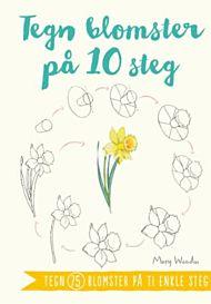 Tegn blomster på 10 steg #