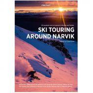 Ski touring around Narvik