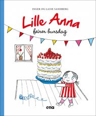 Lille Anna feirer bursdag