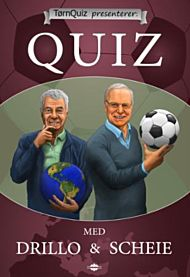 Quiz med Drillo og Scheie