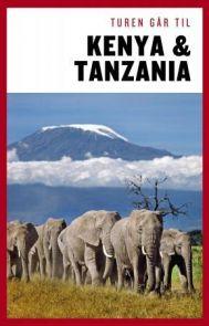 Turen går til Kenya og Tanzania