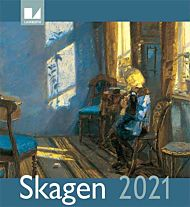 Kalender 2021 315x350mm Skagen