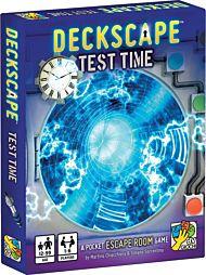 Spill Deckscapetest Time
