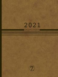Dagbok 2021 7.sans Dagkalender Nature Dag A6