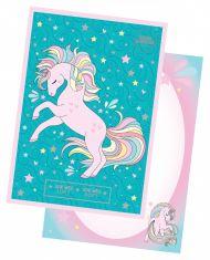 Blokk M/Luktepapir Unicorn Tinka Cool School 2020