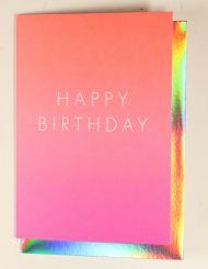 Systemkort PC Happy Birthday