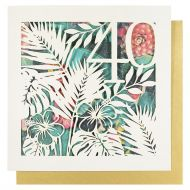 Systemkort PC 40 Tropical Flowers W/Leaves
