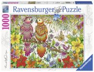 Puslespill 1000 Tropical Feeling Ravensburger