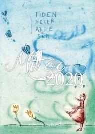 Mitt År 2020 Veggkalender - Björg Thorhallsdottir