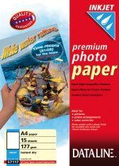 Papir Dl A4 Premium Foto 177G(15)