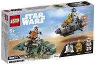 Lego Rømningskapsel Mot Dewback Microfighters 7522