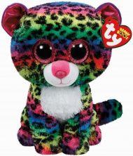 Bamse TY DotTY Multicolor Leopard Med