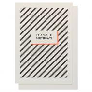 Systemkort PC Its Your Birthday Stripe