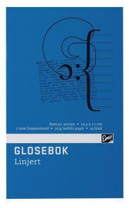 Glosebok Emo 105x170mm 70g 24bl 7mm