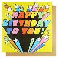 Systemkort PC Happy Birthday To You Stars Xl
